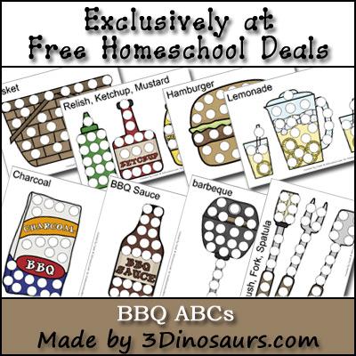 Free BBQ Dot Marker!