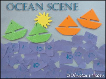 Ocean Scene - Poppin Book Nook