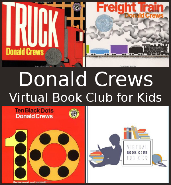 July Virtual Book Club: Donald Crews - 3Dinosaurs.com