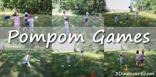 Pompoms Games