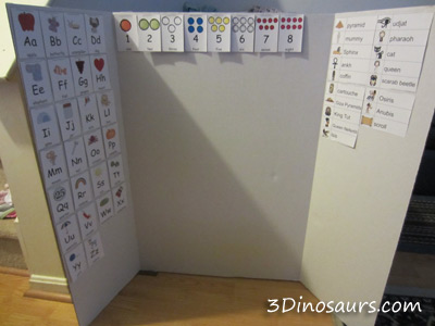 How Do I Teach After School: School Set Up - Word Wall