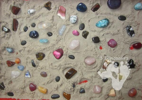 Rock Zen Garden - 3Dinosaurs.com