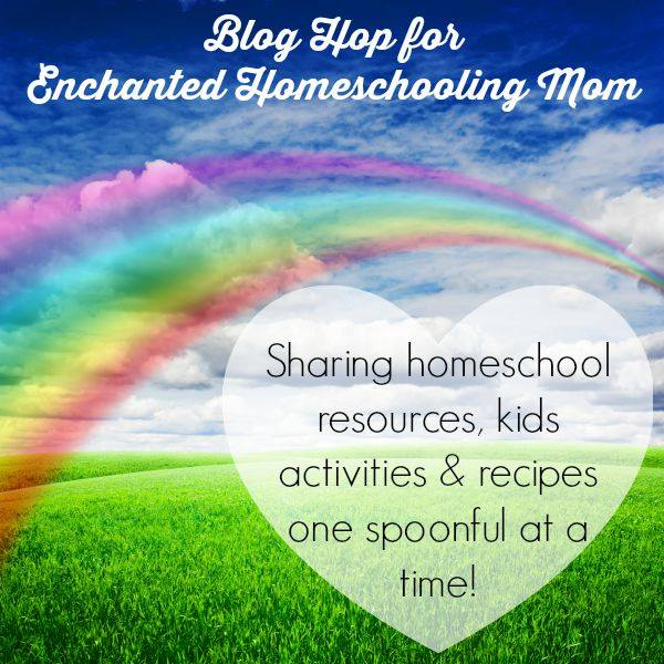 Blog Hop for Jill @ Enchanted Homeschooling Mom - 3Dinosaurs.com