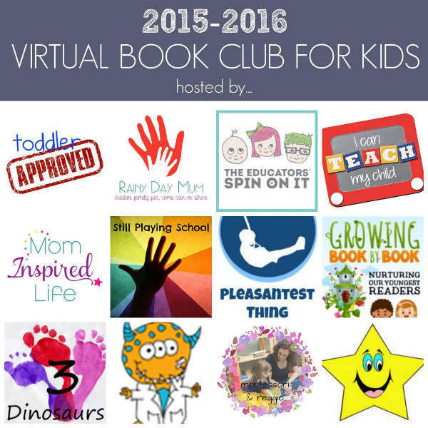 Virutal Book Club Hosts