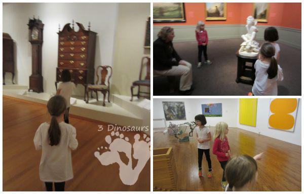 Worcester Art Museum Trip Review - 3Dinosaurs.com