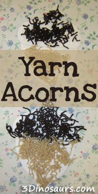 Yarn Acorn