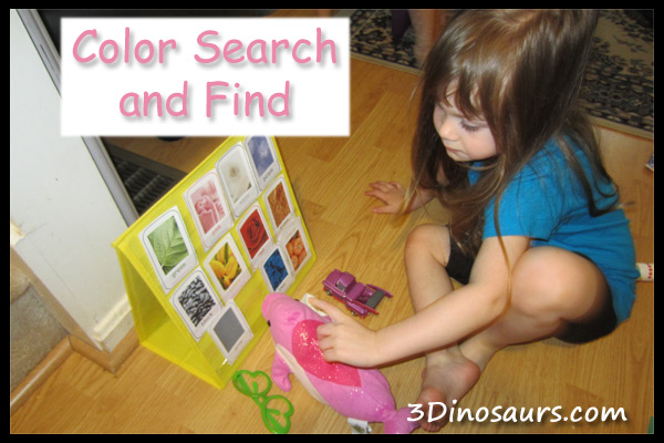 Color Search and Find