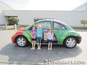 Eric Carle Museum - 3Dinosaurs.com