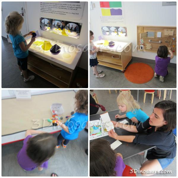 Eric Carle Museum: Art Studio