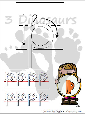 New Free ABC Lowercase Tracing Pages with Playdough Mats! | 3 ...