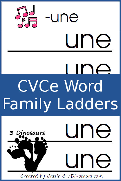 Long a CVCe worksheets and literacy stations. Over 65 printables ...