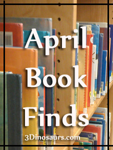 April Book Finds
