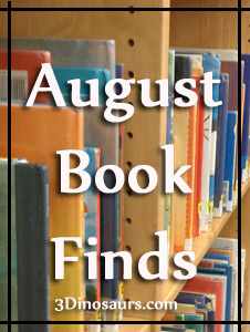 August Book Finds