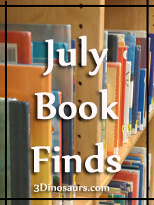 July Book Finds