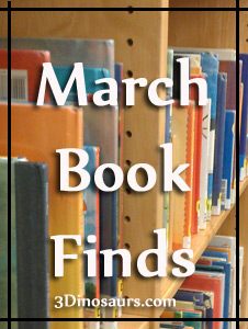 March Book Finds