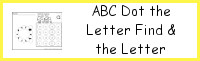 ABC Dot the Letter & Find the Letter