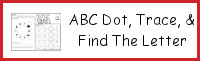 ABC Dot, Trace & Find The Letter