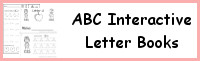 ABC Interactive Letter Books