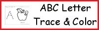 ABC Letter Trace & Color