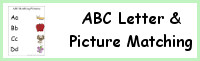 ABC Letter & Picture Matching