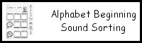 Alphabet Beginning Sound Sorting - No-Prep