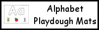 Alphabet Playdough Mats (ABC)