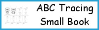 ABC Tracing Small Book