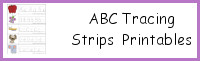 ABC Writing Strips
