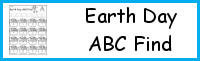 Earth Day ABC Finds