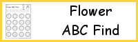 Flower ABC Find