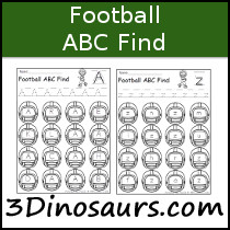 Football ABC Find Sample