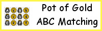 Pot of Gold ABC Matching