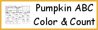 Pumpkin ABC Color and Count