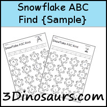 Snowflake ABC Find Sample