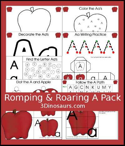 Romping & Roaring A Pack
