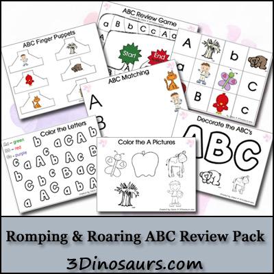 Romping & Roaring C Pack