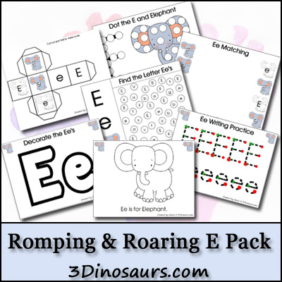 Romping & Roaring E Pack