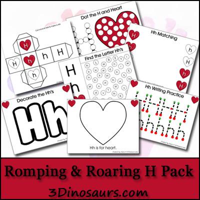 Romping & Roaring H Pack