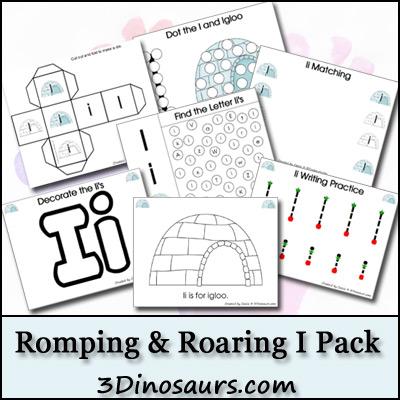 Romping & Roaring I Pack