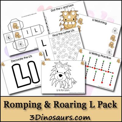 Romping & Roaring L Pack