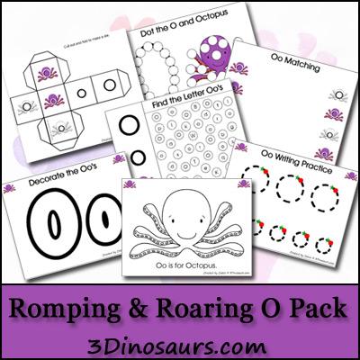 Romping & Roaring O Pack