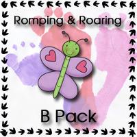 Romping & Roaring B Pack