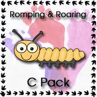 Free Romping & Roaring C Pack