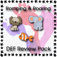 Romping & Roaring DEF Review Pack