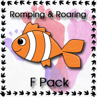 Free Romping & Roaring F Pack