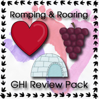 Free Romping & Roaring GHI Review Pack