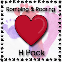 Free Romping & Roaring H Pack!
