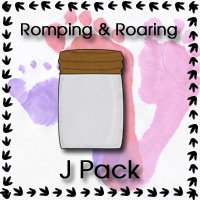 Free Romping & Roaring J Pack!