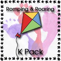 Free Romping & Roaring K Pack!