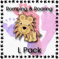 Free Romping & Roaring L Pack